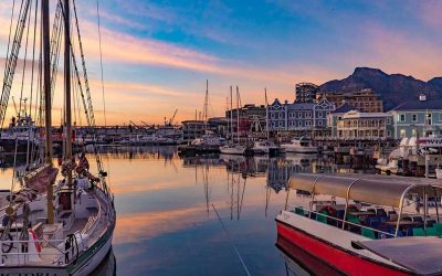 Cape Town sicurezza